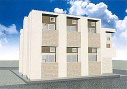 板付7丁目アパート[2階]の外観