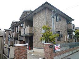 大阪府吹田市西の庄町の賃貸アパートの外観