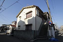 兵庫県西宮市甲子園四番町の賃貸アパートの外観