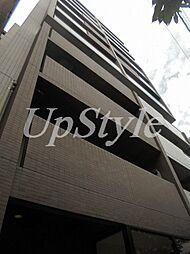 東京都台東区入谷2丁目の賃貸マンションの外観