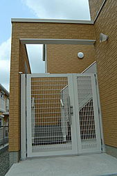トップグリーンヒルズD[2階]の外観