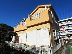 [テラスハウス] 千葉県流山市鰭ヶ崎 の賃貸【/】の外観
