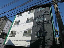 GLANZ HAUS[2階]の外観