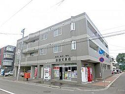 北海道札幌市中央区南二十条西6丁目の賃貸マンションの外観
