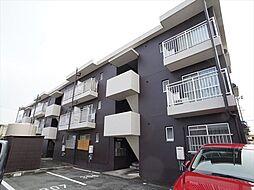 静岡県浜松市中区上島3丁目の賃貸マンションの外観