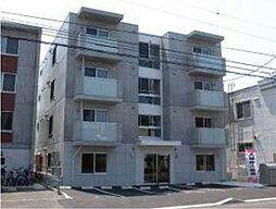 北海道札幌市北区北三十条西3丁目の賃貸マンションの外観