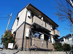 ハイツサン恵B棟[2階]の外観