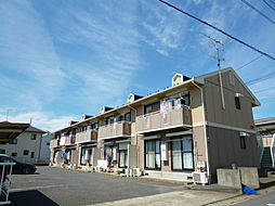 埼玉県北本市東間6丁目の賃貸アパートの外観