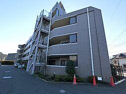 千葉県千葉市中央区椿森3丁目の賃貸マンションの外観
