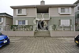 兵庫県神戸市須磨区北落合5丁目の賃貸アパートの外観