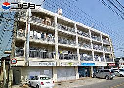 愛知県名古屋市緑区鳴海町字中汐田の賃貸マンションの外観