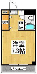ランドフォレスト志木[2階]の間取り