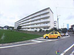 ビレッジハウス三橋1号棟[1階]の外観