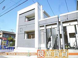 愛知県名古屋市南区鳴浜町2丁目の賃貸アパートの外観