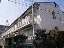 グランディール江坂A・B棟 B棟[B107号室]の外観