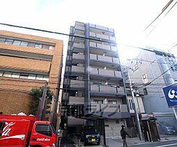 京都府京都市中京区姥柳町の賃貸マンションの外観