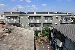 埼玉県川口市東領家2丁目の賃貸マンションの外観