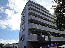 福岡県福岡市中央区六本松3丁目の賃貸マンションの外観