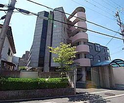 京都府長岡京市開田二丁目の賃貸マンションの外観