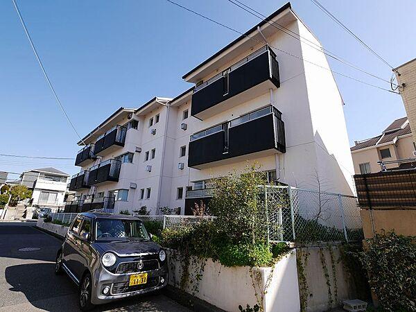 兵庫県神戸市垂水区本多聞2丁目の賃貸マンション