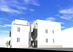広島県広島市安佐南区緑井4丁目の賃貸アパートの外観