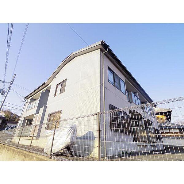 奈良県奈良市中町の賃貸マンションの外観
