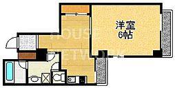 フレーヴァー北山[301号室号室]の間取り