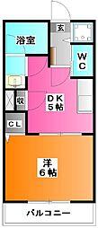 ピュアグランデ[2階]の間取り