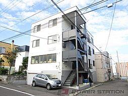 エステートライフ富岡[3階]の外観