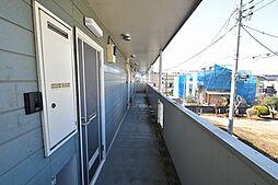 スターハイツ[105号室]の外観