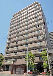 大阪府大阪市天王寺区上本町9丁目の賃貸マンションの外観
