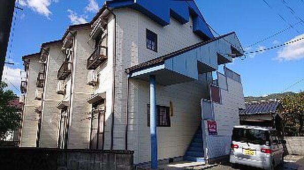 桜苑 2階の賃貸【山口県 / 山口市】