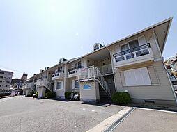 兵庫県神戸市垂水区西脇2丁目の賃貸アパートの外観