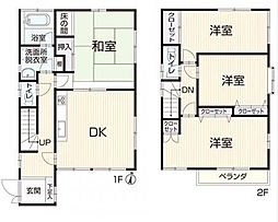 竹ノ塚駅 2,999万円