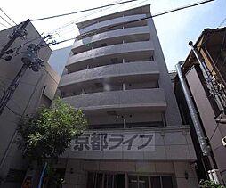 京都府京都市中京区観音堂町の賃貸マンションの外観