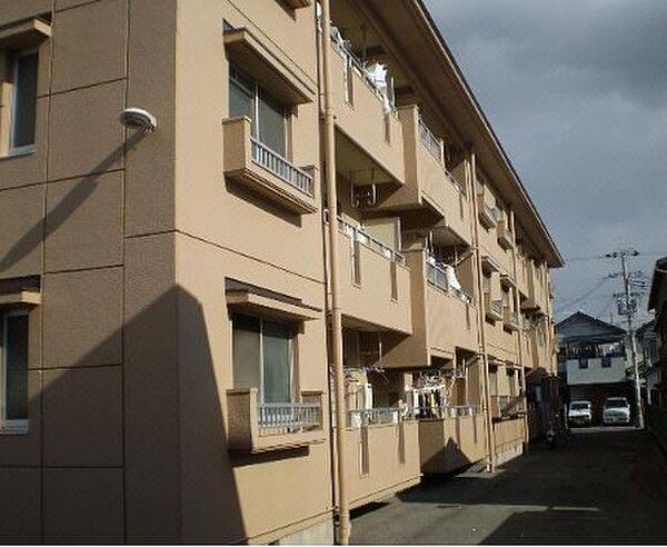 薗村マンション[303号室]の外観
