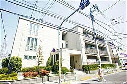 東京都世田谷区等々力3丁目の賃貸マンションの外観
