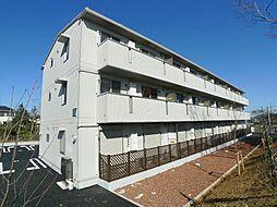 カーザ・ビアンカ[3階]の外観