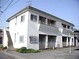コーポひろみ[202号室]の外観