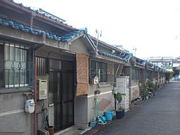 [テラスハウス] 大阪府大東市氷野3丁目 の賃貸【/】の外観