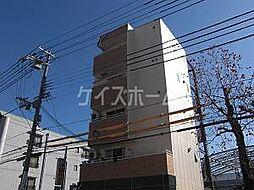 兵庫県神戸市須磨区松風町5丁目の賃貸マンションの外観