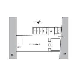 平和台駅 2.2万円