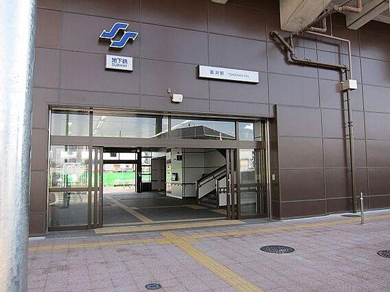 富沢駅400m