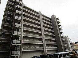 オール電化クレアトゥール21[6階]の外観