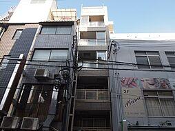 大阪府大阪市淀川区十三東2の賃貸マンションの外観
