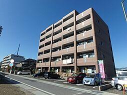 静岡県静岡市葵区長沼の賃貸マンションの外観