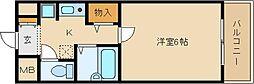 M・SUNRISE(エム・サンライズ)[1階]の間取り