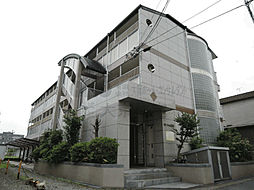 メルベーユ友井[208号室]の外観