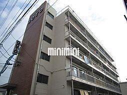 後藤石坂コーポ[1階]の外観
