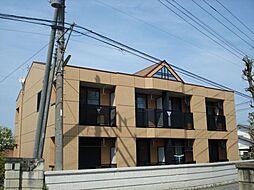 埼玉県児玉郡上里町大御堂の賃貸アパートの外観